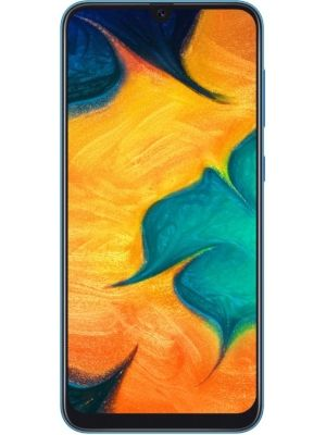 Samsung Galaxy A30 Price In India Full Specs 28th June 2020