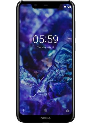 Nokia 5.1 Plus 6GB RAM Price