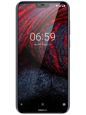 Nokia 6.1 Plus 6GB RAM Price
