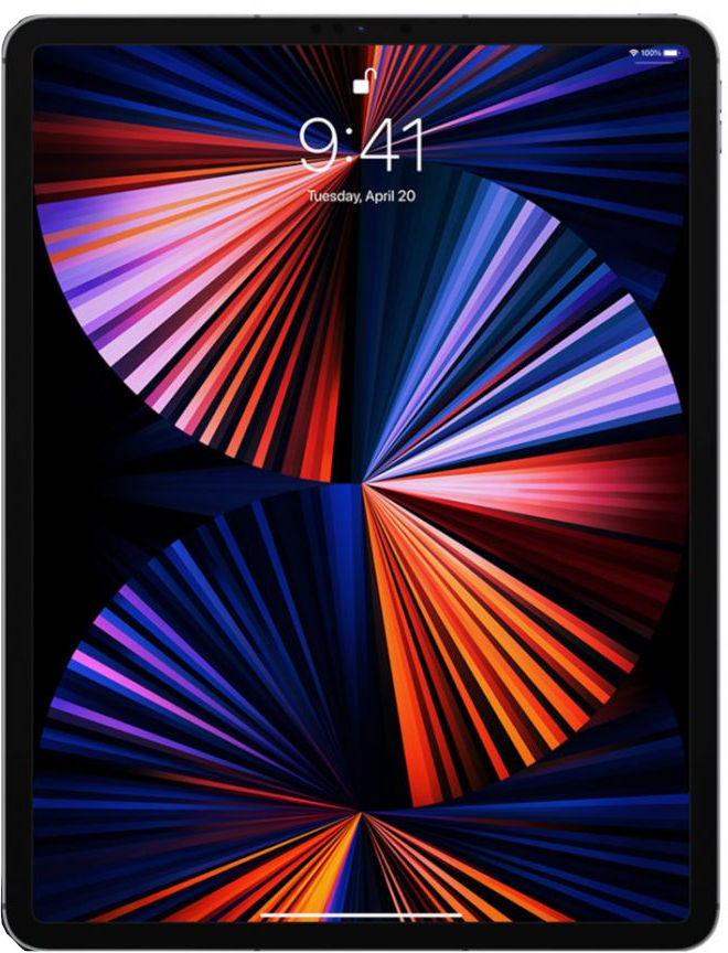Apple iPad Pro 12.9 2021 WiFi + Cellular 512GB Price in ...