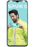 टेक्नो स्पार्क 8 price in India