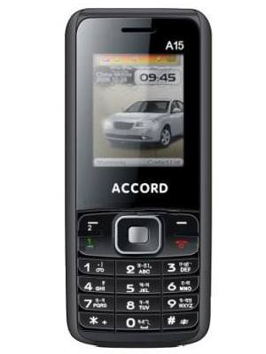 Accord A15 Price