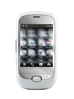 Alcatel OT 905 Chrome Price
