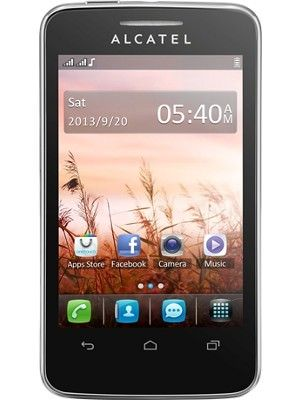 Alcatel Tribe 3041D Price