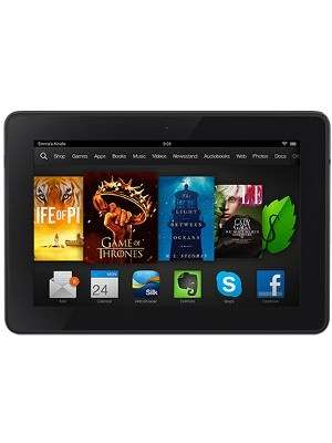 Amazon Kindle Fire HDX 7 64GB WiFi Price