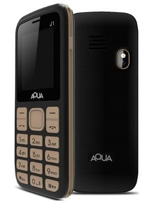 58a44b79651 Aqua Mobile J1 Price in India