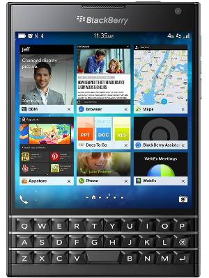 Blackberry Passport Price