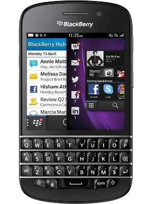 Blackberry Q10 Price