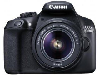 Canon EOS 1300D (EF-S 18-55mm f/3.5-f/5.6 IS II Kit Lens ) Digital SLR Camera Price