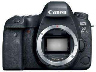 Canon EOS 6D Mark II (Body) Digital SLR Camera Price