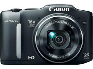 Canon PowerShot SX160 IS Point & Shoot Camera Price