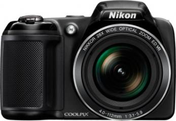 Nikon Coolpix L340 Bridge Camera Price