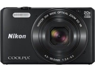Nikon Coolpix S7000 Point & Shoot Camera Price