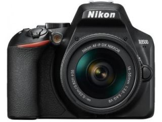 Nikon D3500 (AF-P DX 18-55mm f/3.5-f/5.6G VR Kit Lens) Digital SLR Camera Price