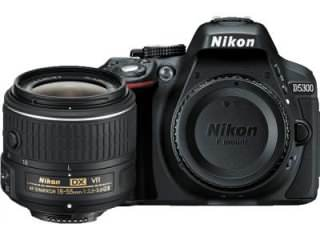 Nikon D5300 (AF-P DX 18-55mm f/3.5-f/5.6G VR Kit Lens) Digital SLR Camera Price