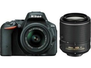 Nikon D5500  (AF-S 18 - 55mm VR II and AF-S 55 - 200mm VR Kit) Digital SLR Camera Price