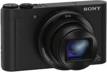 Sony CyberShot DSC-WX500 Point & Shoot Camera Price