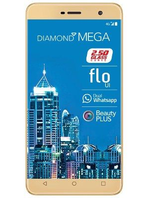 Celkon Diamond Mega 4G 2GB RAM Price
