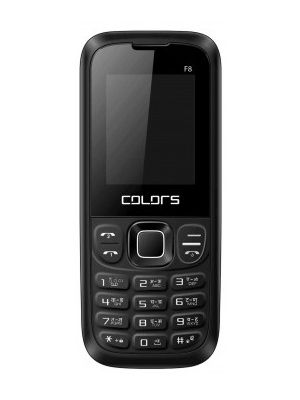 Colors Mobile F8 Price