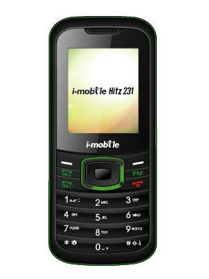 I-Mobile Hitz 231 Price