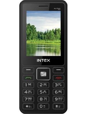 Intex Alpha Pro Price