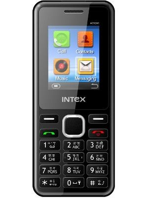 Intex Atom Price