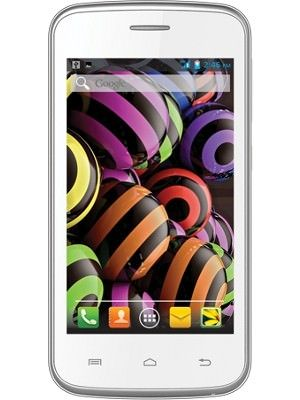 Intex Cloud Y12 Price