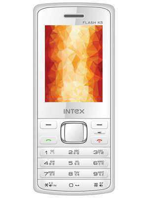 Intex Flash K5 Price
