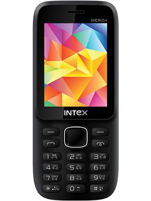 Intex Hero Plus Price