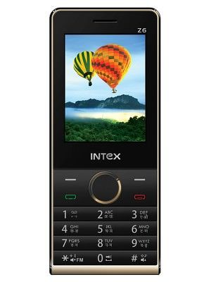 Intex Turbo Z6 Price