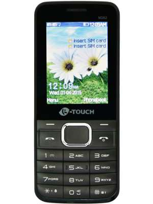 K-Touch M262 Price