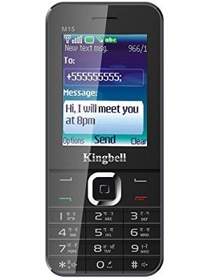 Kingbell Basic M15 Price