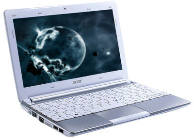 Acer Aspire One 270-268ws NU.SGESI.001 Netbook (Atom Dual Core 2nd Gen/2 GB/320 GB/Windows 7) Price