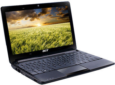 Acer Aspire One 270 LU.SGA08.012 Netbook (Atom Dual Core 2nd Gen/2 GB/320 GB/Windows 7) Price