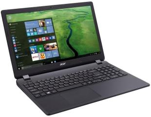 Acer Aspire ES1-523 (NX.GKYSI.001) Laptop (AMD Dual Core E1/4 GB/1 TB/Linux) Price