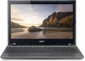 Acer Chromebook C710-2834 (NU.SH7AA.020) Netbook (Celeron Dual Core/2 GB/16 GB SSD/Google Chrome) Price