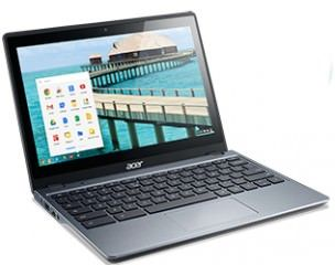 Acer C720P (NX.MJAAA.004) Laptop (Celeron Dual Core/4 GB/16 GB SSD/Google Chrome) Price