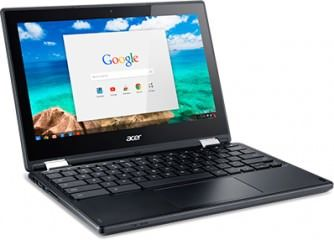 Acer Chromebook R 11 C738T-C8Q2 (NX.G55AA.011) Laptop (Celeron Dual Core/4 GB/16 GB SSD/Google Chrome) Price