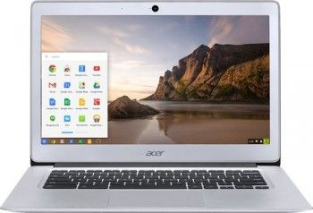 Acer Chromebook CB3-431 (NX.GC2AA.005) Netbook (Celeron Quad Core/4 GB/32 GB SSD/Google Chrome) Price