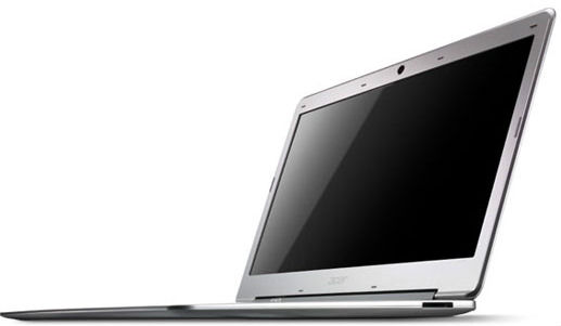 Acer Aspire S3 Ultrabook (Core i5 2nd Gen/4 GB/256 GB SSD/Windows 7/128 MB) Price