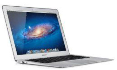 Apple MacBook Air MD760HN/A Ultrabook (Core i5 4th Gen/4 GB/128 GB SSD/MAC OS X Mountain Lion) Price