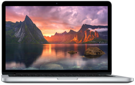 Apple MacBook Pro ME864HN/A Ultrabook (Core i5 4th Gen/4 GB/128 GB SSD/MAC OS X Mountain Lion) Price