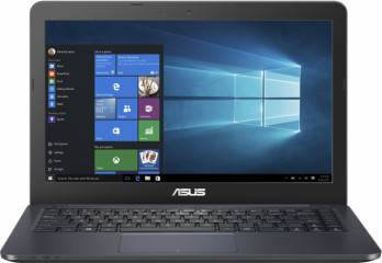 Asus EeeBook L402SA-BB01-BL Laptop (Celeron Quad Core/4 GB/1 TB/Windows 10) Price