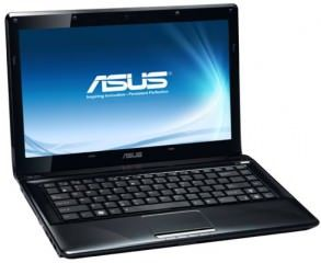 Asus A42F-VX130D Laptop (Core i3 1st Gen/2 GB/500 GB/DOS) Price