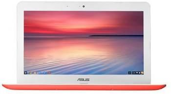 Asus Chromebook C300SA-WH04-RD Laptop (Celeron Dual Core/4 GB/32 GB SSD/Google Chrome) Price