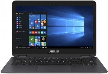 Asus Zenbook Flip UX360CA-UHM1T Laptop (Core M3 7th Gen/8 GB/256 GB SSD/Windows 10) Price