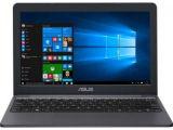 Compare Asus EeeBook E203NA-FD164T Laptop (Intel Celeron Dual-Core/4 GB-diiisc/Windows 10 Home Basic)