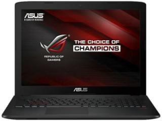 Asus ROG GL552JX-CN316T Laptop (Core i7 4th Gen/8 GB/1 TB/Windows 10/4 GB) Price