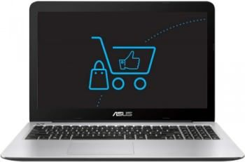 Asus R558UQ-DM1106D Laptop (Core i7 7th Gen/8 GB/1 TB/DOS/2 GB) Price