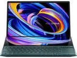 Compare Asus Zenbook Duo 14 UX482EA-KA501TS Laptops (Intel Core i5 11th Gen/8 GB-diiisc/Windows 10 Home Basic)
